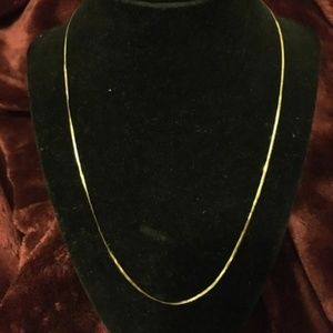 Jewelry - 10K Italian gold chain